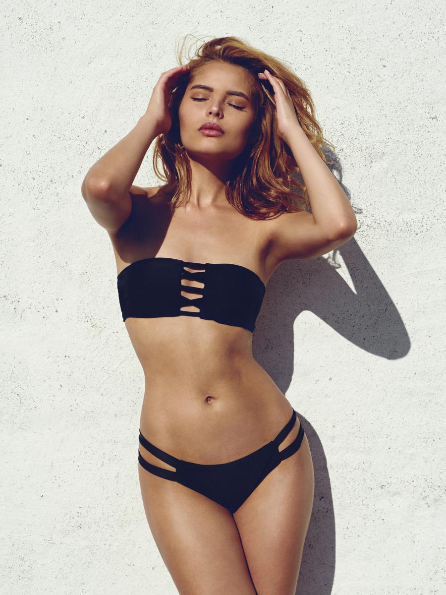 Fabulous Bikini Top Black