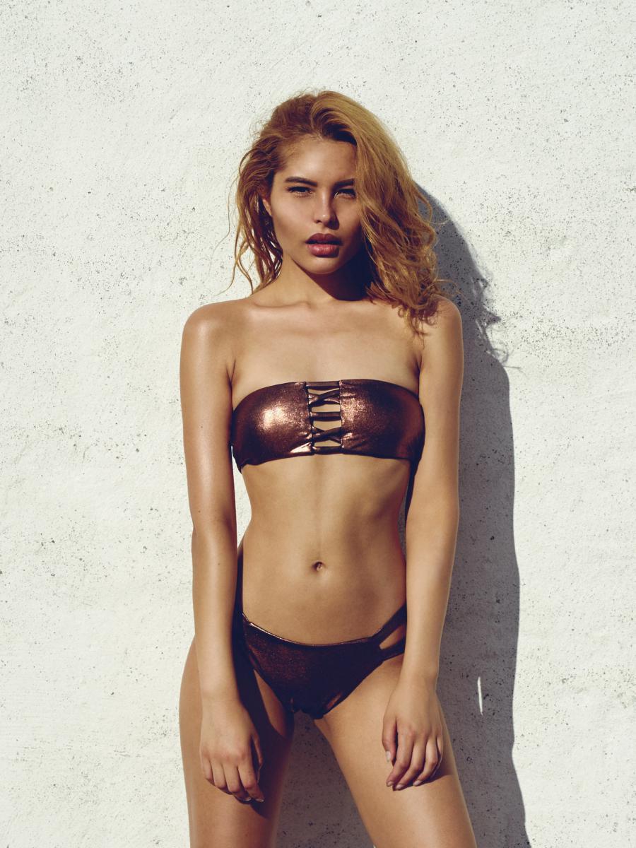 Fabulous Bikini Top Bronze