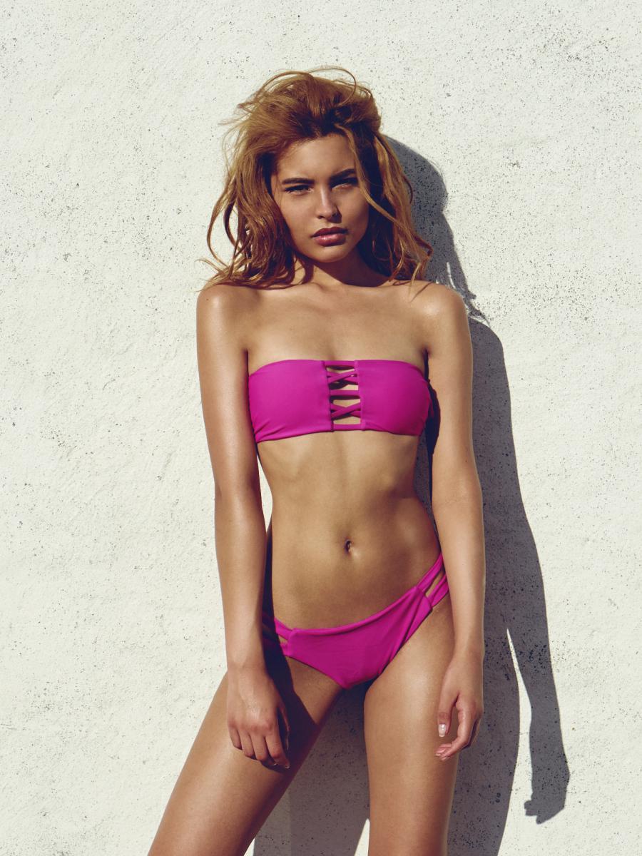 Fabulous Bikini Bottom Pink